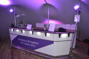Temporary bar hire