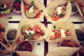 Spicy Crab Tacos