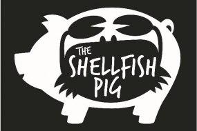 The Shellfish Pig Logo