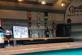 Horsebox Mobile Bar