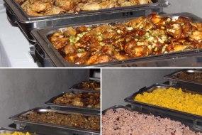 Hot Caribbean Buffet