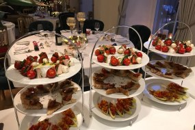 canapes` and appetizers