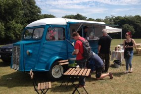 The French Coffee Van