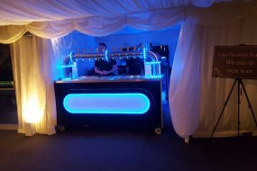 Free Standing Draught Bar
