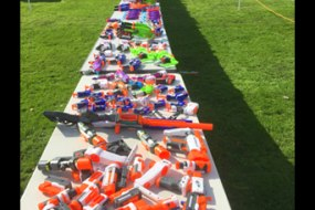 Simply huge armoury - 300 blasters