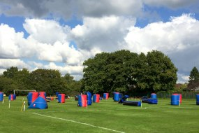 Double NERF Combat Arena, 200+ girls, form vs form TWGGS, Tunbridge Wells