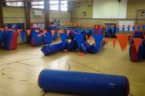 Battle Sports Hall, Battle, 22 children