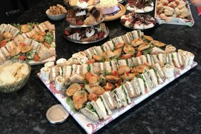 Afternoon Tea Style Home Buffet