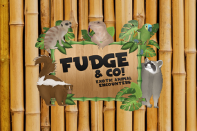 Fudge & Co. Exotic Animal Encounters