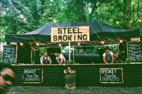 Steel Smoking