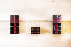 The CrimsonCraft Sound System