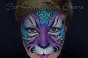 Colour Craze Face Painting