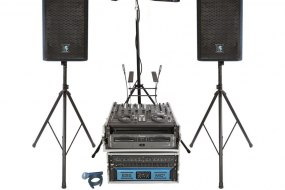 Party Power PA & DJ Equipment Hire Nottingham