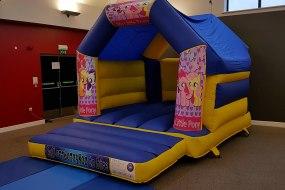 Themed bouncy castles