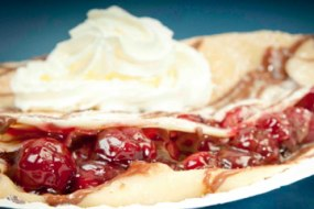 Black Forest Crepe