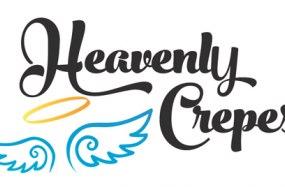 Heavenly Crepes logo