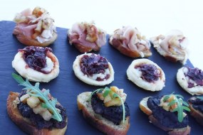 Canapes for any event
