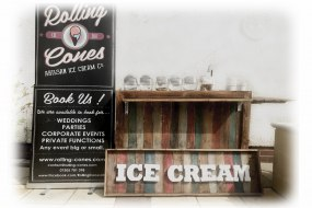 Rolling Cones - Artisan Ice Cream Co.