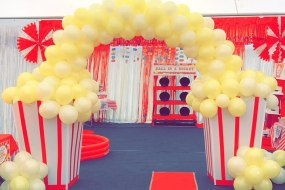 Popcorn Arch