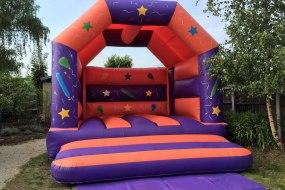 Adults bouncy castle
