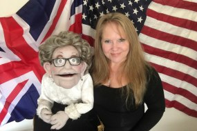 Trish Dunn, Comic Ventriloquist