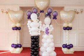 Happy Smiling Balloons Fife