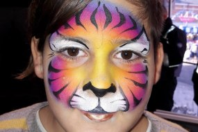 Beauty or the Beast Face Painting