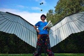 eclipseArts Circus Skills