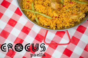 authentic Spanish paella