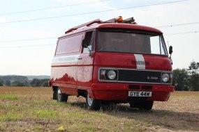 The Wee Red Van