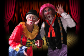 Come toAt the Circus with Dromeo and Tilly...!!!