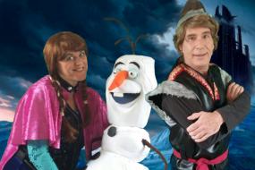 Frozen Ice Parties