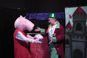 AMA Events Dromeo with Peppa Pig