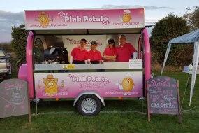 Pink Potato Pod