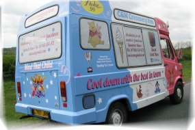 ice cream van harrogate and yorkshire