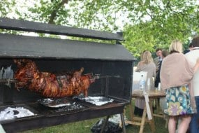 The Charcoal Pig