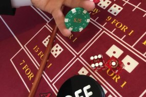 Dice / Craps Casino Table hire