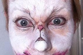 Persian Cat Face Paint