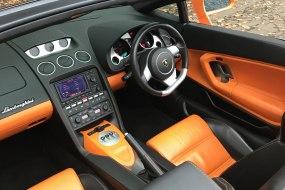 Lamborghini Car Hire