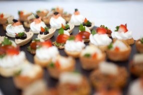 Selection of Cold Canapes