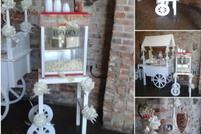 Popcorn & Candy Floss Carts