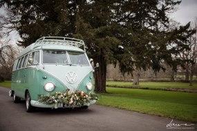 McTrigg Campers - VW Splitscreen Wedding & Event Hire