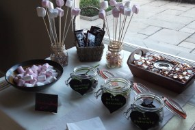 S'Mores Bar was very popular at the wedding fair, leading to a number of bookings.