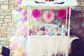 The Enchanted Candy Cart
