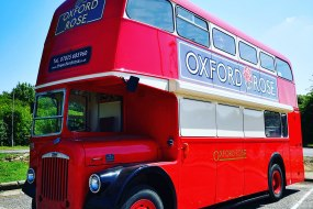 The Oxford Rose Mobile Bus Bar