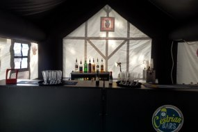 Inflatable pub for hire
