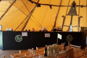Mobile wedding bar for hire