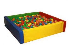 Ball pit - fantastic fun for all the family!