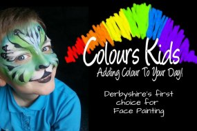 Colours Kids - Face Painting & Balloon Modelling