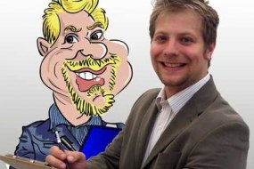Caricaturist West Sussex